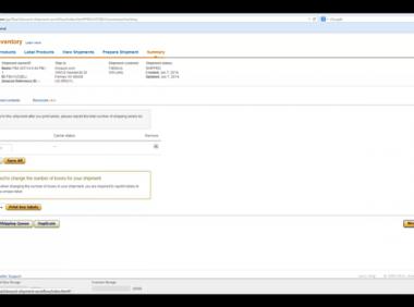 3.1 FBA转换操作流程-最新跨境亚马逊开店教程-适用小白新手卖家