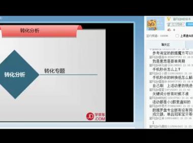 4.数据篇-6.数据罗盘详解-数据罗盘之转化-京东商城运营培训全套教程系列课程