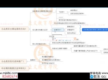 2020.01.08标品冷门行业的运营方式-亚文教育vip教程